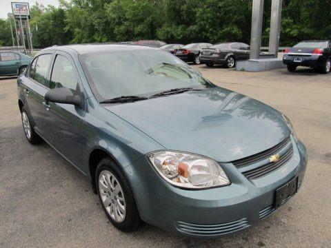 2010 Chevrolet Cobalt XFE Sedan Data, Info and Specs