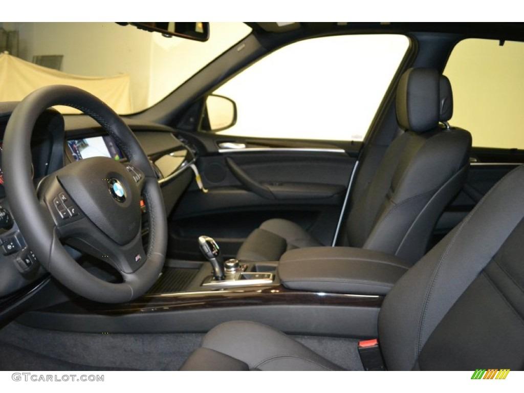 2012 BMW X5 Interior