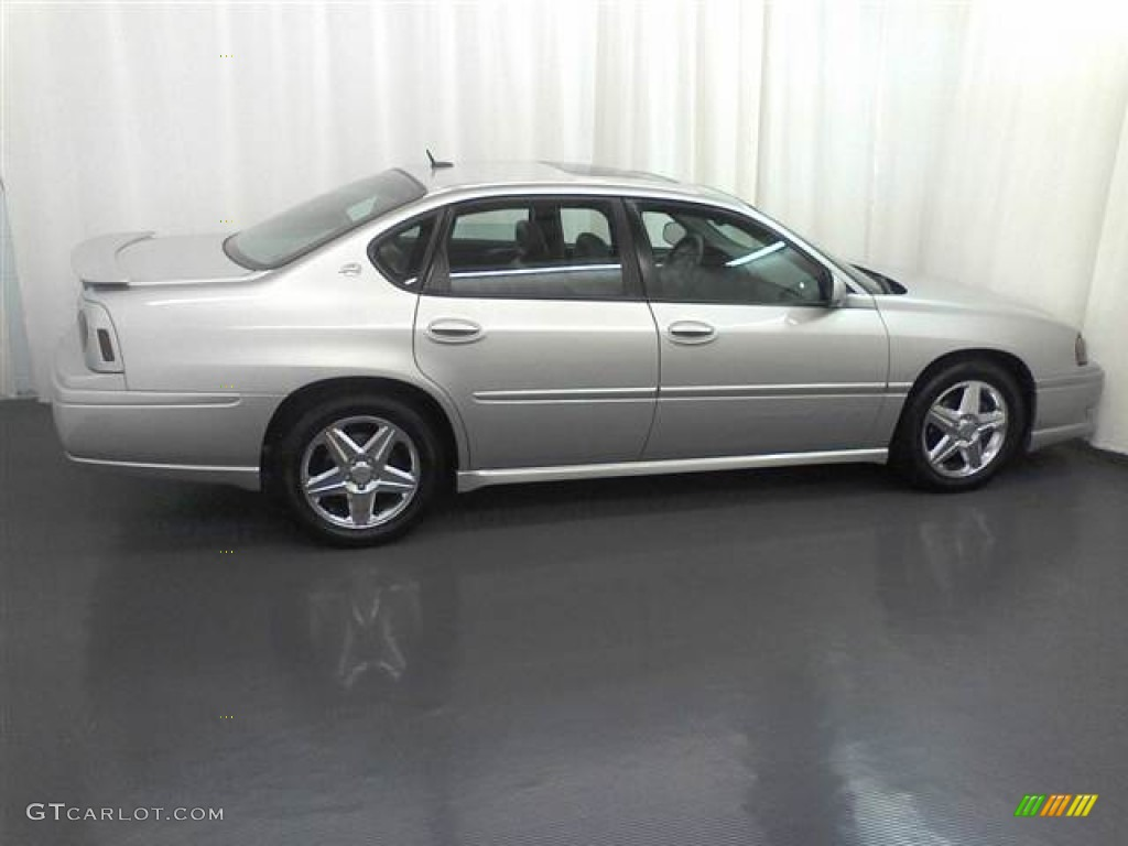 silverstone metallic 2005 chevrolet impala ss supercharged exterior photo 50677277. Black Bedroom Furniture Sets. Home Design Ideas