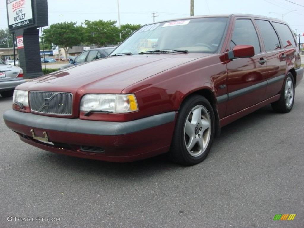 on 1996 Volvo 850 Turbo Wagon