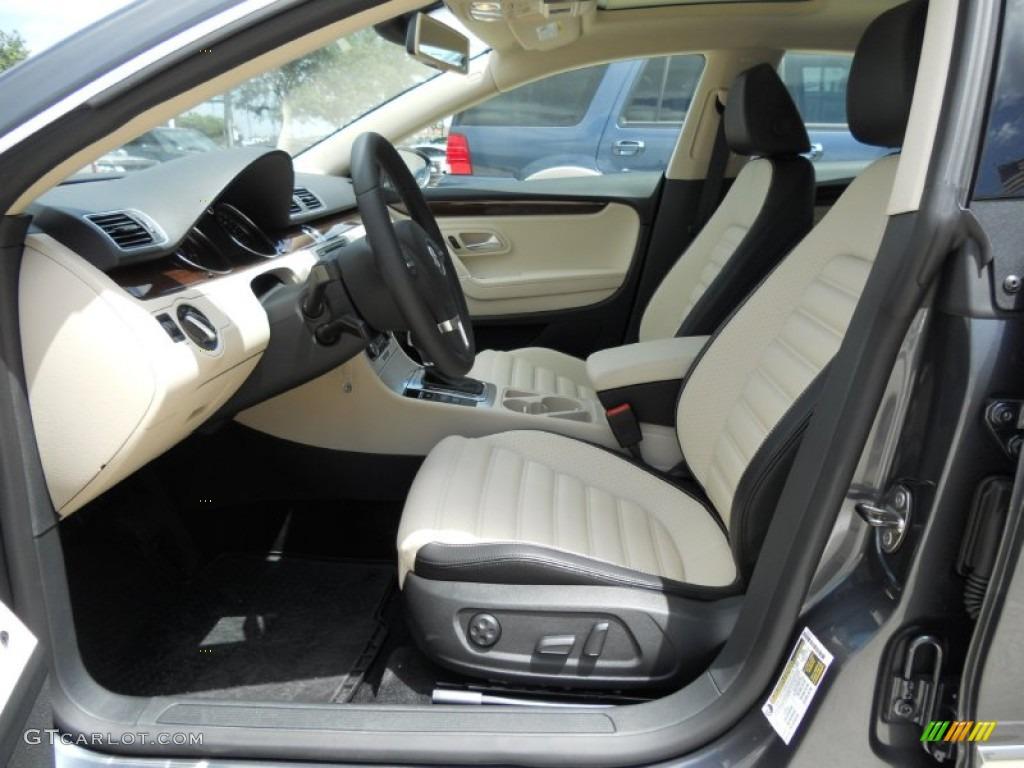 2012 Volkswagen CC Lux Plus interior Photo 50683016  GTCarLotcom