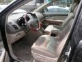 Parchment Interior Photo for 2009 Lexus RX #50686503