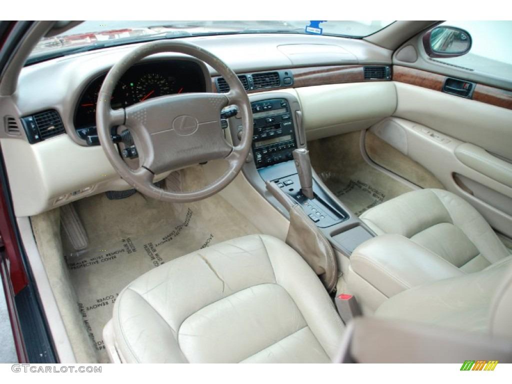 1997 Lexus Sc 300 Interior Photo 50688227 Gtcarlot Com