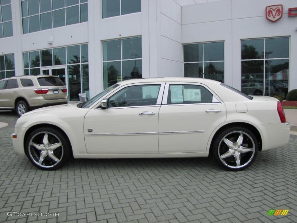 Cool Vanilla White 2008 Chrysler 300 Touring Dub Edition Exterior Photo 50697187
