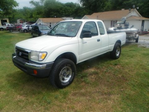 1998 toyota tacoma sr5 extended cab 4x4 data info and. Black Bedroom Furniture Sets. Home Design Ideas