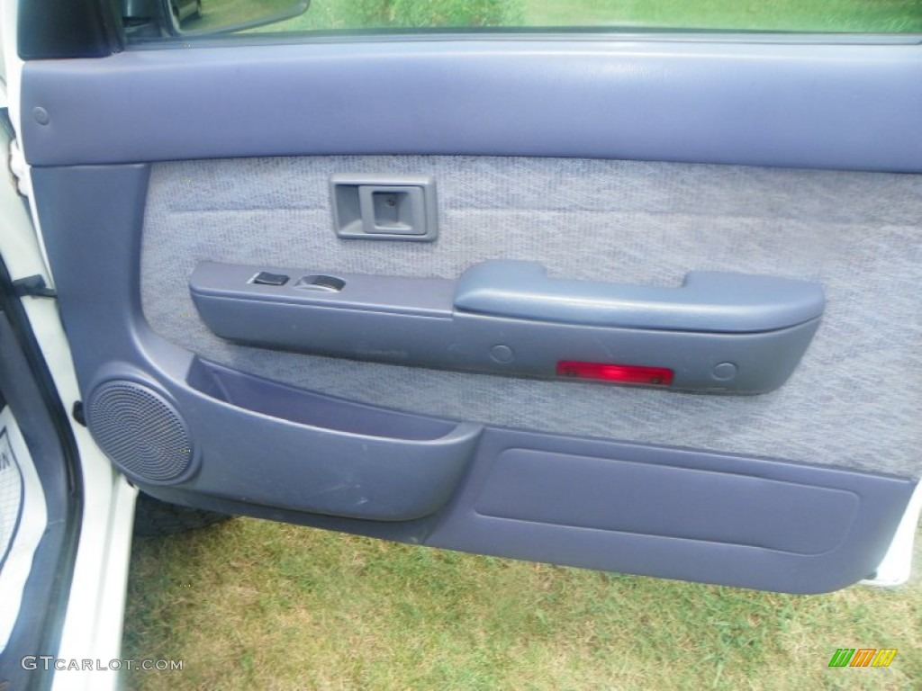 1998 Toyota Tacoma Sr5 Extended Cab 4x4 Gray Door Panel