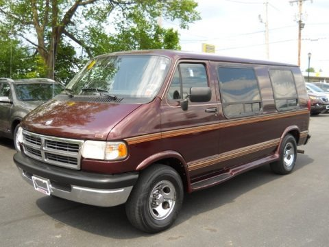 1997 Dodge Ram Van 2500 Conversion Data Info And Specs