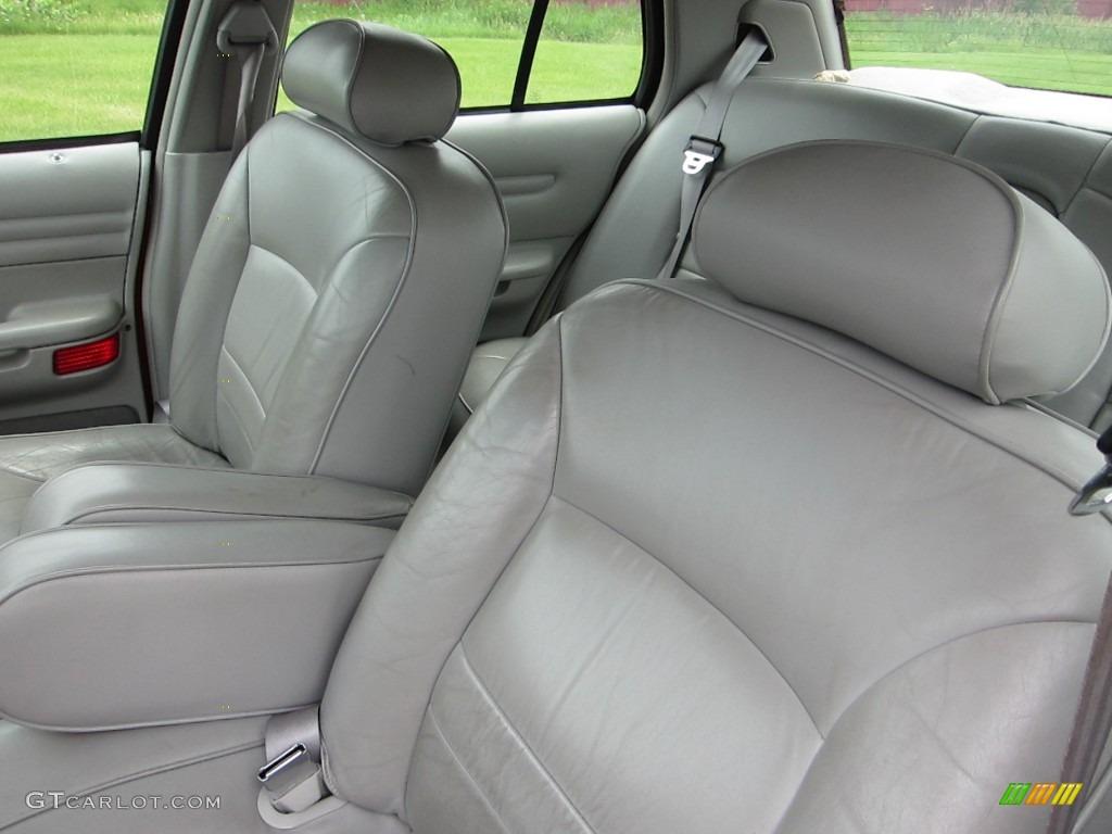 Light Graphite Interior 1999 Ford Crown Victoria Lx Photo 50706142