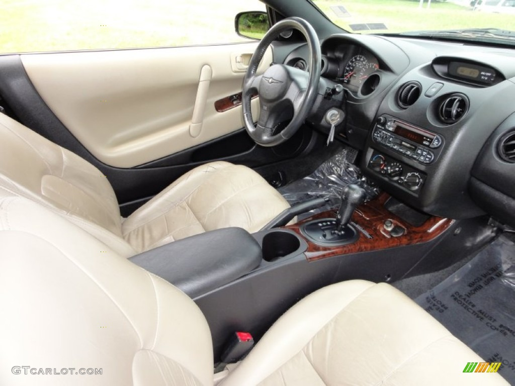 on 1997 Chrysler Sebring Convertible