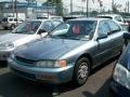 1994 Sage Green Metallic Honda Accord LX Sedan #50690596