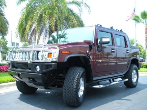 2006 Hummer H2 SUT Data, Info and Specs