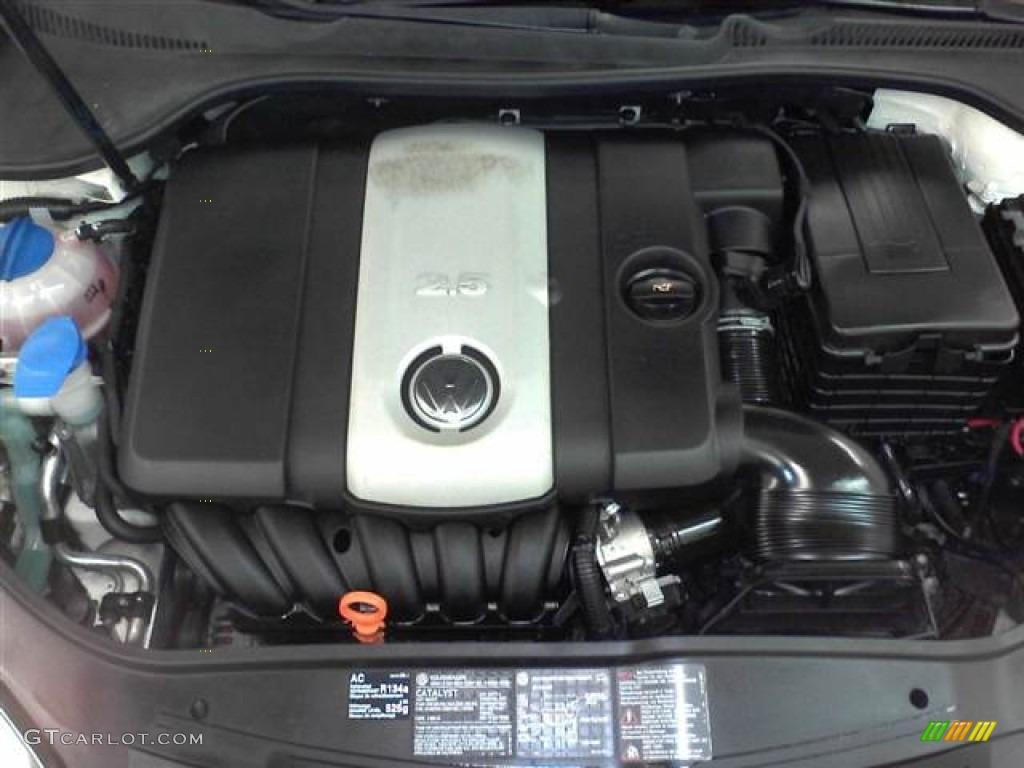 2005 Volkswagen Jetta 2.5 Sedan 2.5L DOHC 20V Inline 5 ...