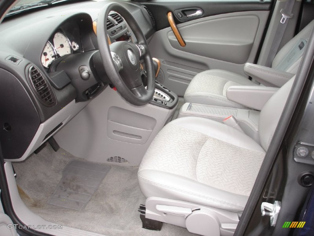 gray interior 2007 saturn vue v6 photo 50727354. Black Bedroom Furniture Sets. Home Design Ideas
