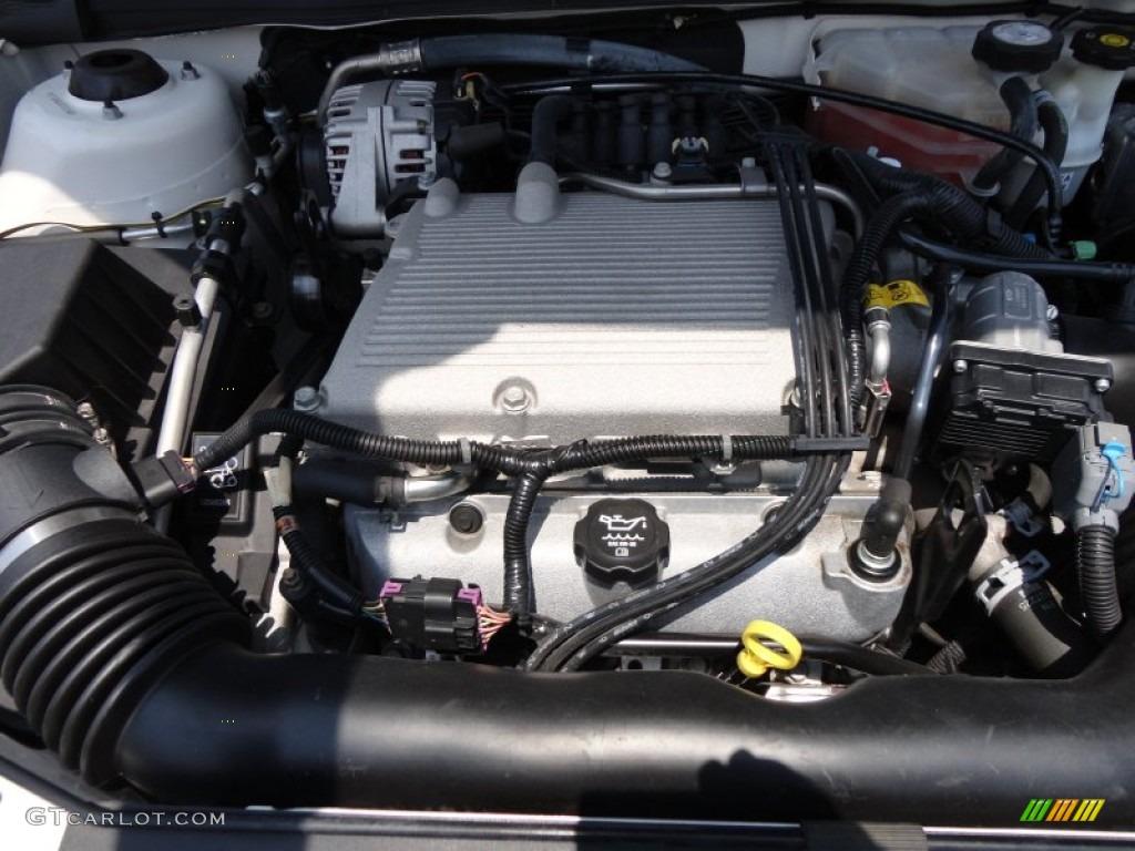 2004 Chevrolet Malibu Maxx Lt Wagon 3 5 Liter Ohv 12