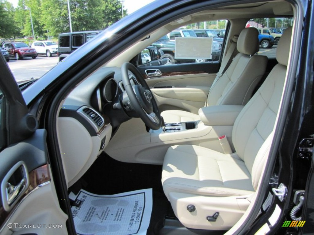 2011 Jeep Grand Cherokee Limited Interior Photo 50734800