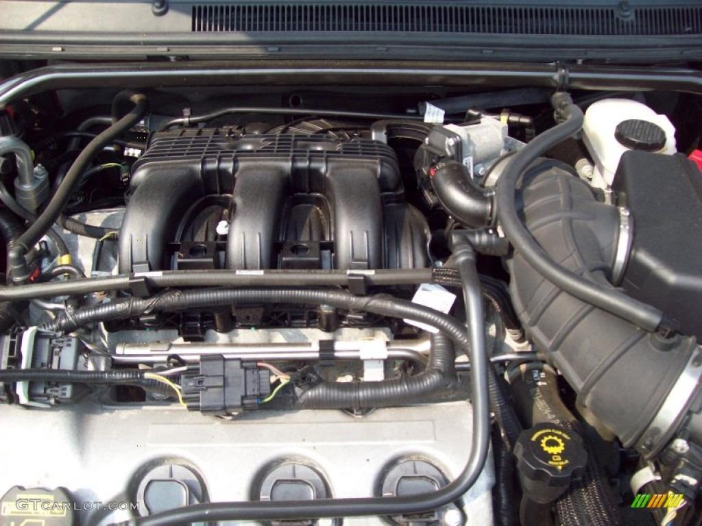 2009 Ford Taurus Se 3 5l Dohc 24v Vct Duratec V6 Engine Photo  50739791