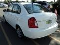 Nordic White - Accent GLS 4 Door Photo No. 7