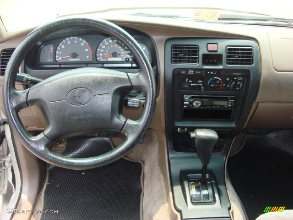 2000 Toyota 4runner Standard 4runner Model Oak Dashboard