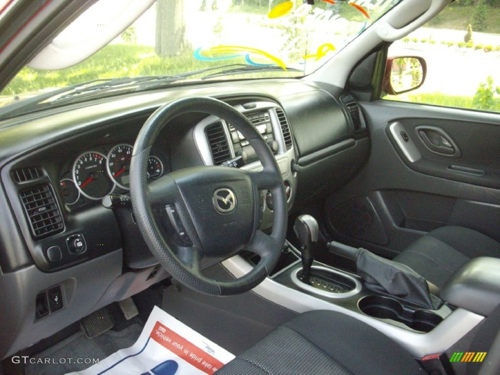 2006 mazda tribute s 4wd interior photo 50750865. Black Bedroom Furniture Sets. Home Design Ideas