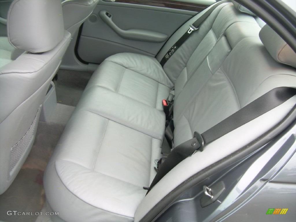 2001 Bmw 3 Series 325i Sedan Interior Photo 50757669