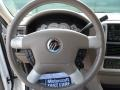 2002 Mountaineer  Steering Wheel