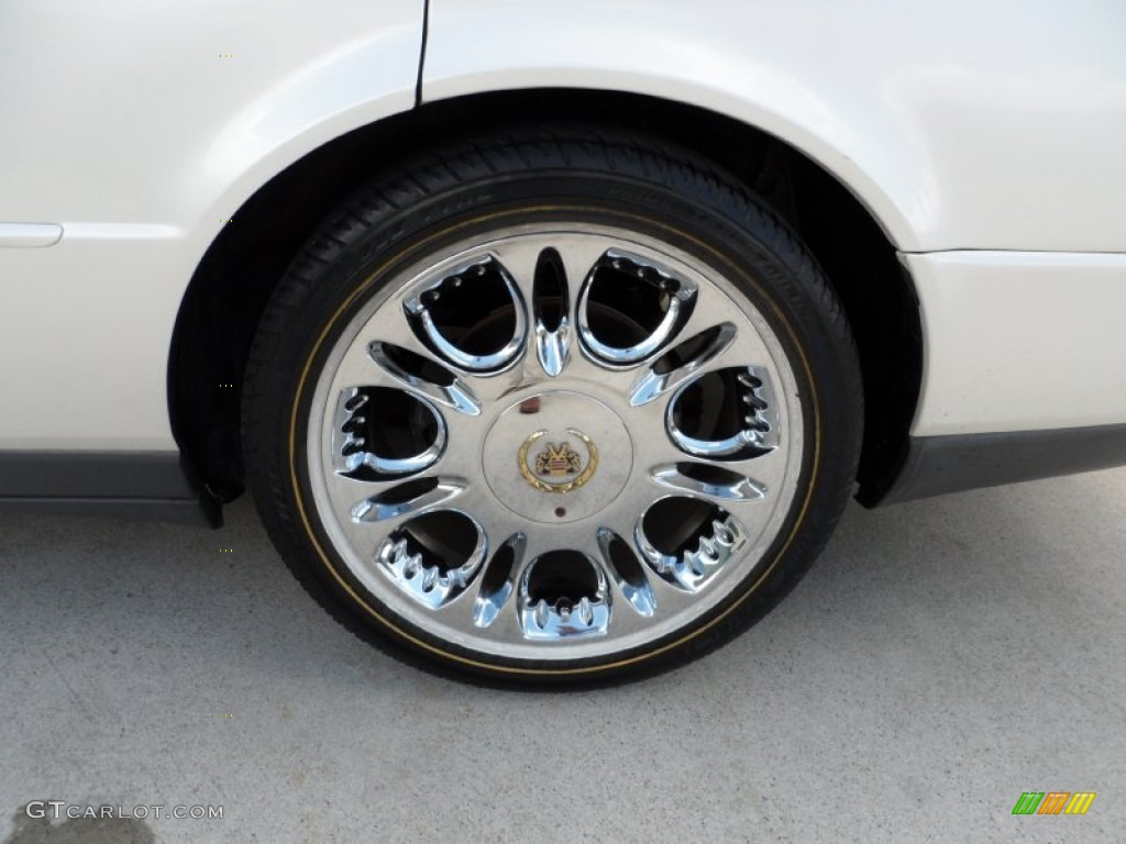 2000 Cadillac Seville Sls Custom Wheels Photo 50768013