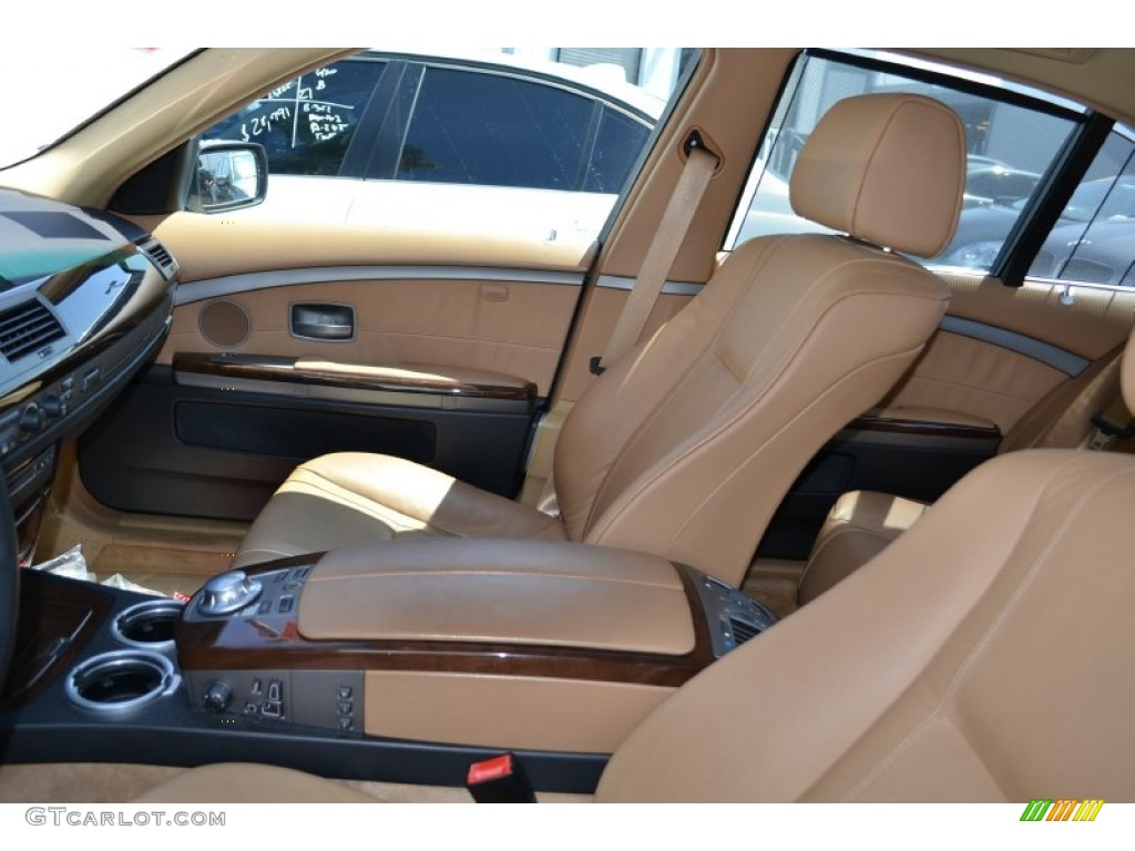 bmw 7 series 2005 interior images galleries with a bite. Black Bedroom Furniture Sets. Home Design Ideas