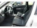 Carbon Black Interior Photo for 2008 Subaru Impreza #50770878