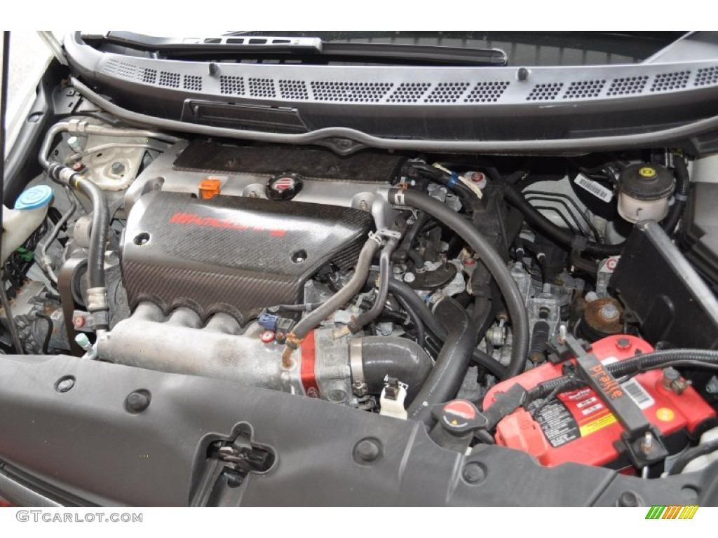 2001 Honda Civic Ex Sedan 1 7l Sohc 16v 4 Cylinder Engine