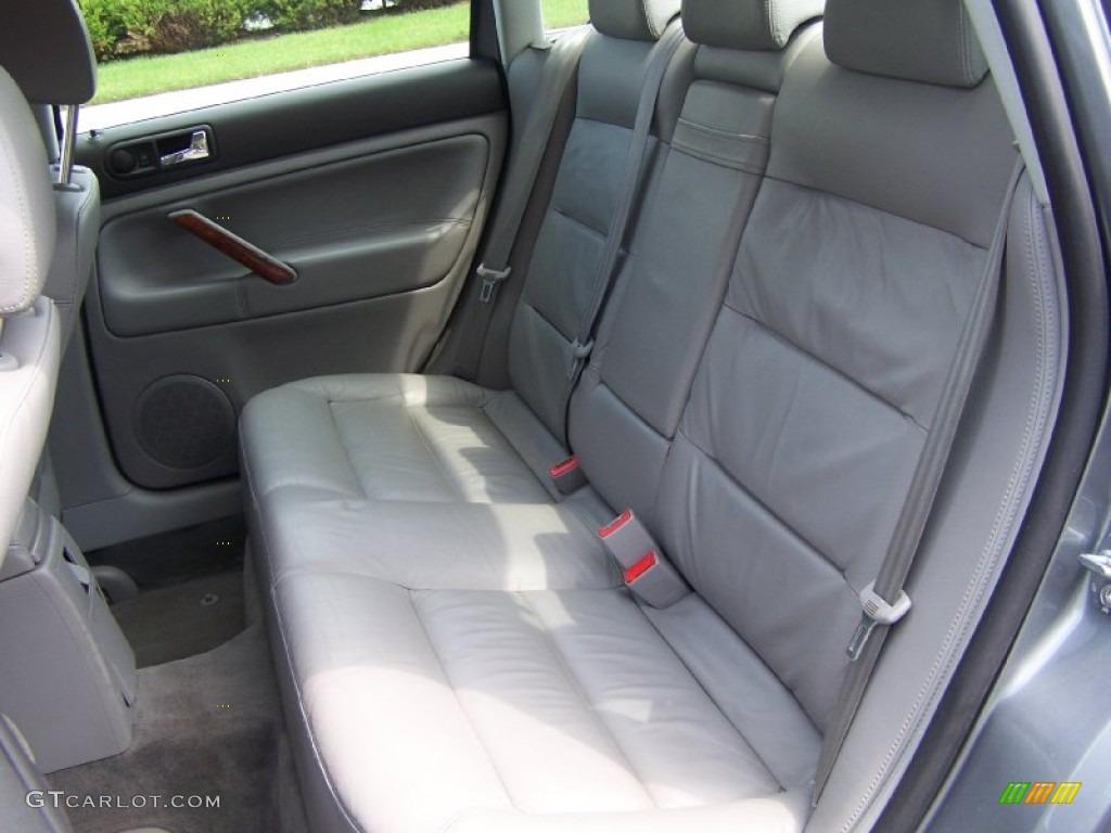 2002 Volkswagen Passat Glx Sedan Interior Color Photos