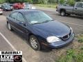 2000 Graphite Blue Metallic Mercury Sable LS Premium Sedan  photo #1