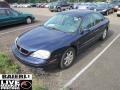 2000 Graphite Blue Metallic Mercury Sable LS Premium Sedan  photo #3