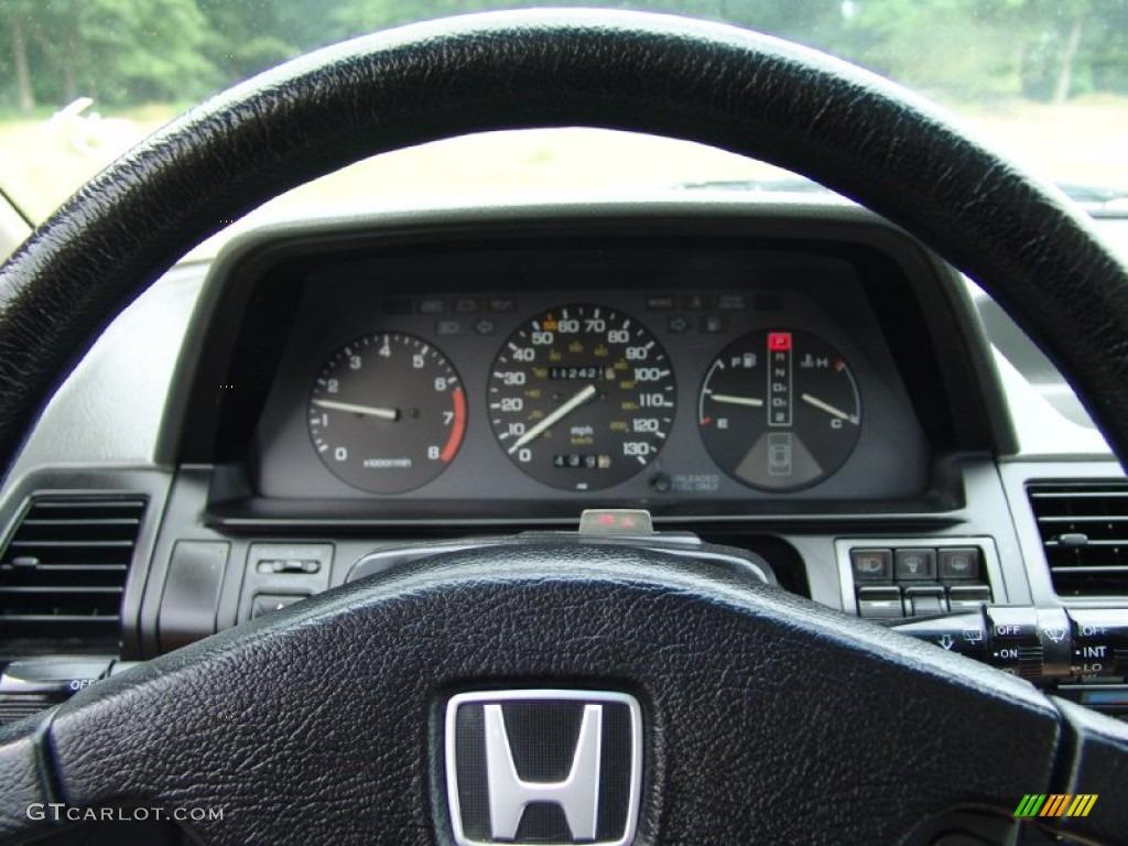 1986 honda accord lxi hatchback gauges photo 50781198 gtcarlot com