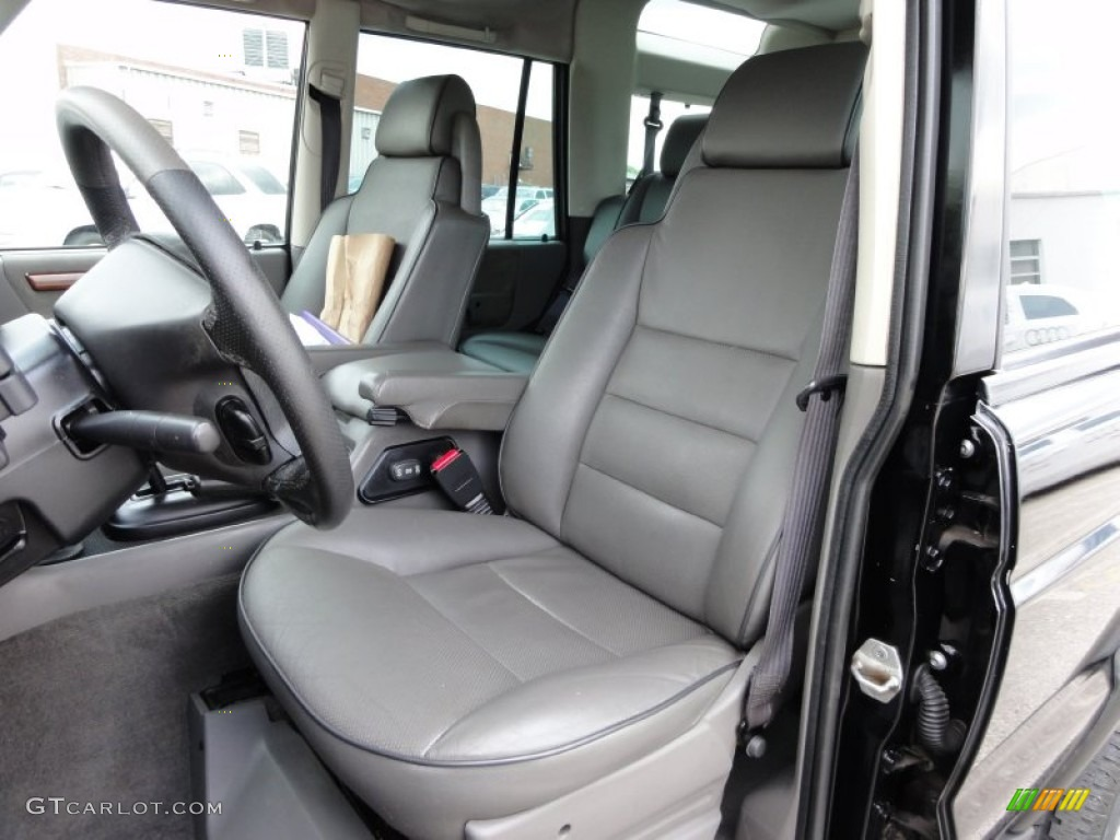 2000 land rover discovery ii standard discovery ii model for Land rover 2000 interior