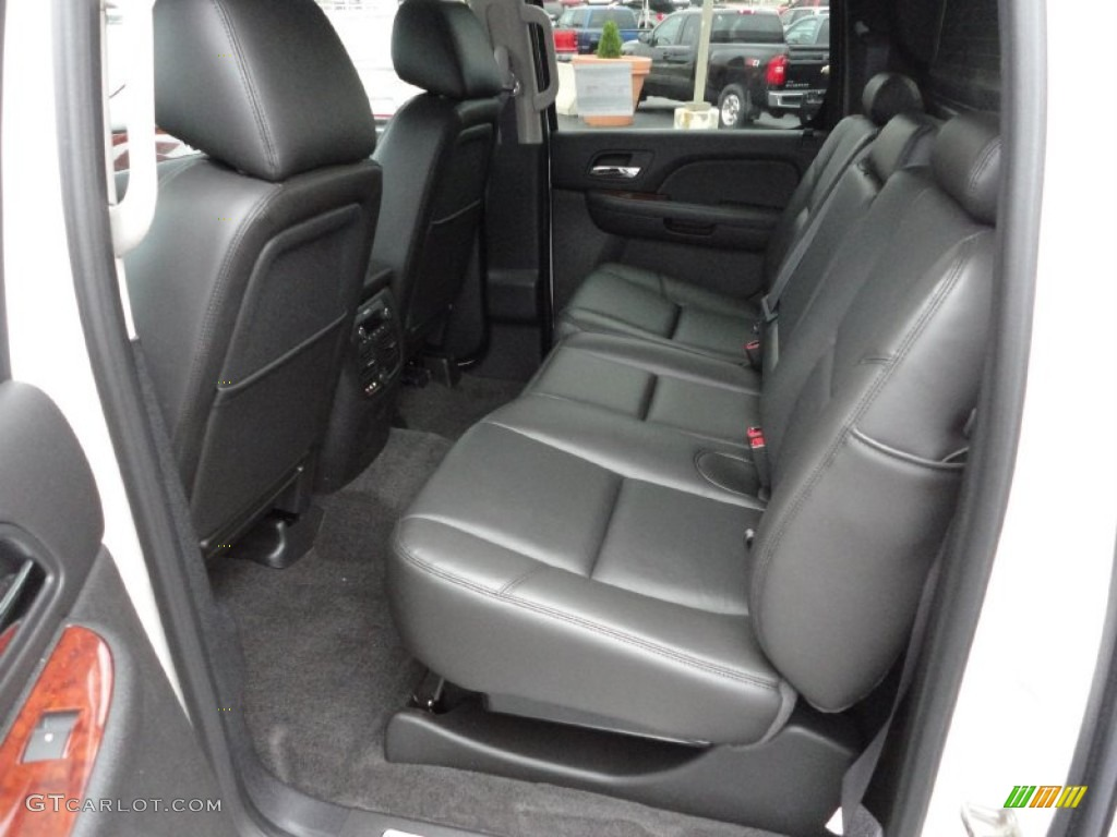 chevrolet avalanche interior ebony - photo #19