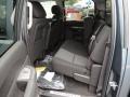 2011 Steel Green Metallic Chevrolet Silverado 1500 LT Crew Cab 4x4  photo #13