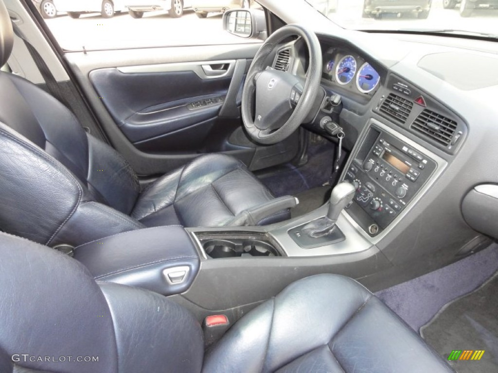 2005 volvo s60 r awd interior photo 50794554