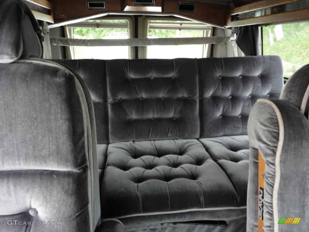 1992 Ford E Series Van E150 Passenger Conversion Interior Photo 50796321