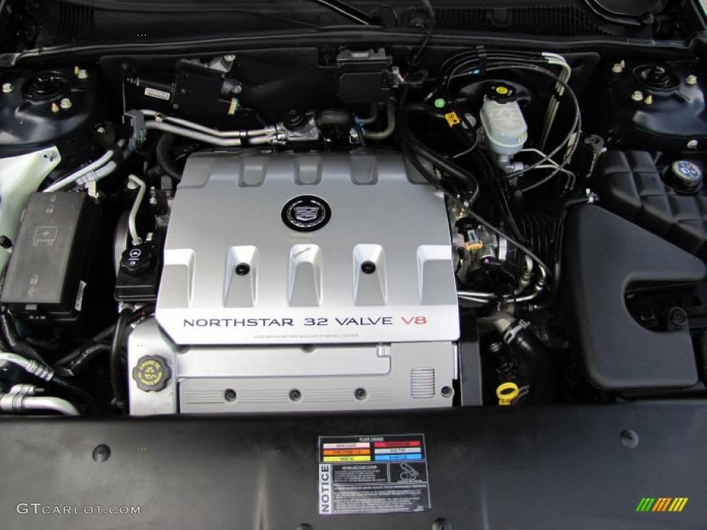 2002 Cadillac Seville Sts 4 6 Liter Dohc 32