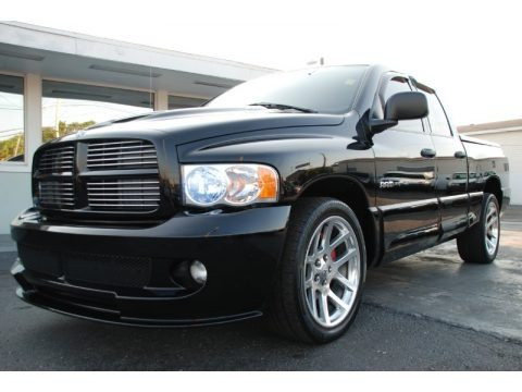 2005 dodge ram 1500 srt 10 quad cab data info and specs. Black Bedroom Furniture Sets. Home Design Ideas