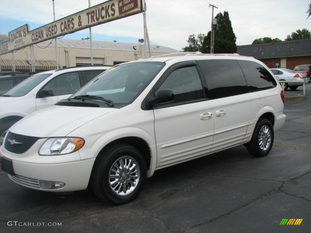 2004 stone white chrysler town country limited 50768856 car color galleries. Black Bedroom Furniture Sets. Home Design Ideas