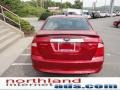 2011 Red Candy Metallic Ford Fusion SEL  photo #7