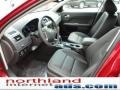 2011 Red Candy Metallic Ford Fusion SEL  photo #10