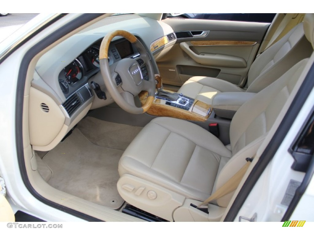 2006 audi a6 3 2 quattro avant interior photo 50802072. Black Bedroom Furniture Sets. Home Design Ideas