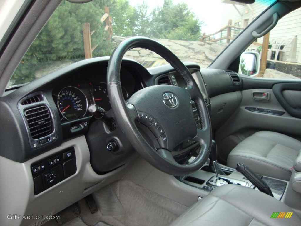 2004 Toyota Land Cruiser Standard Land Cruiser Model Interior Photo 50802807