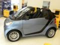 Light Blue Metallic - fortwo passion cabriolet Photo No. 1