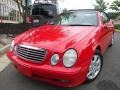 Magma Red 2000 Mercedes-Benz CLK Gallery