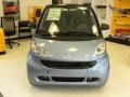 Light Blue Metallic - fortwo passion cabriolet Photo No. 3
