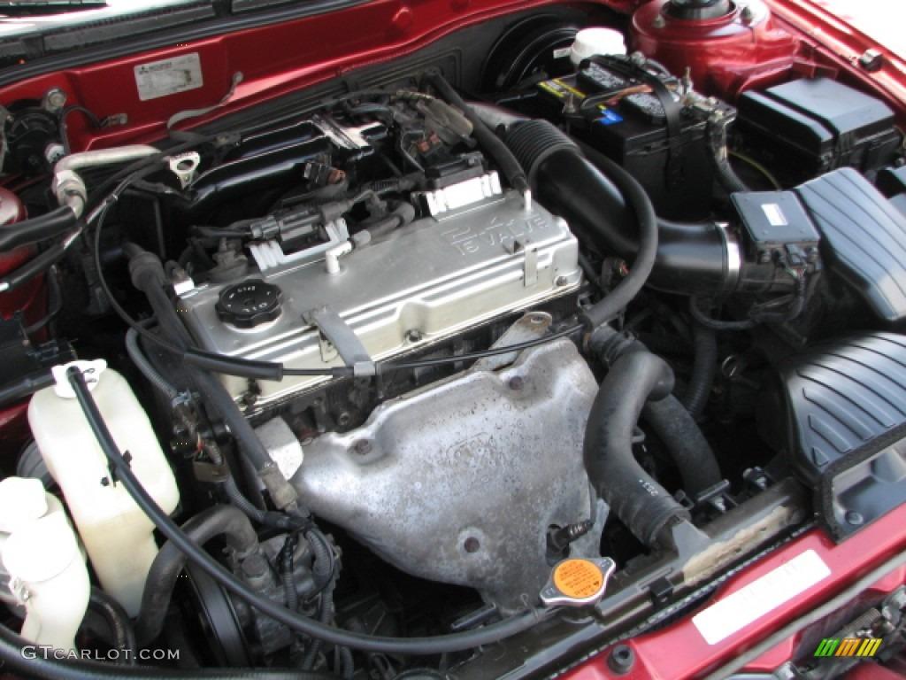 on 2001 Mitsubishi Galant Transmission