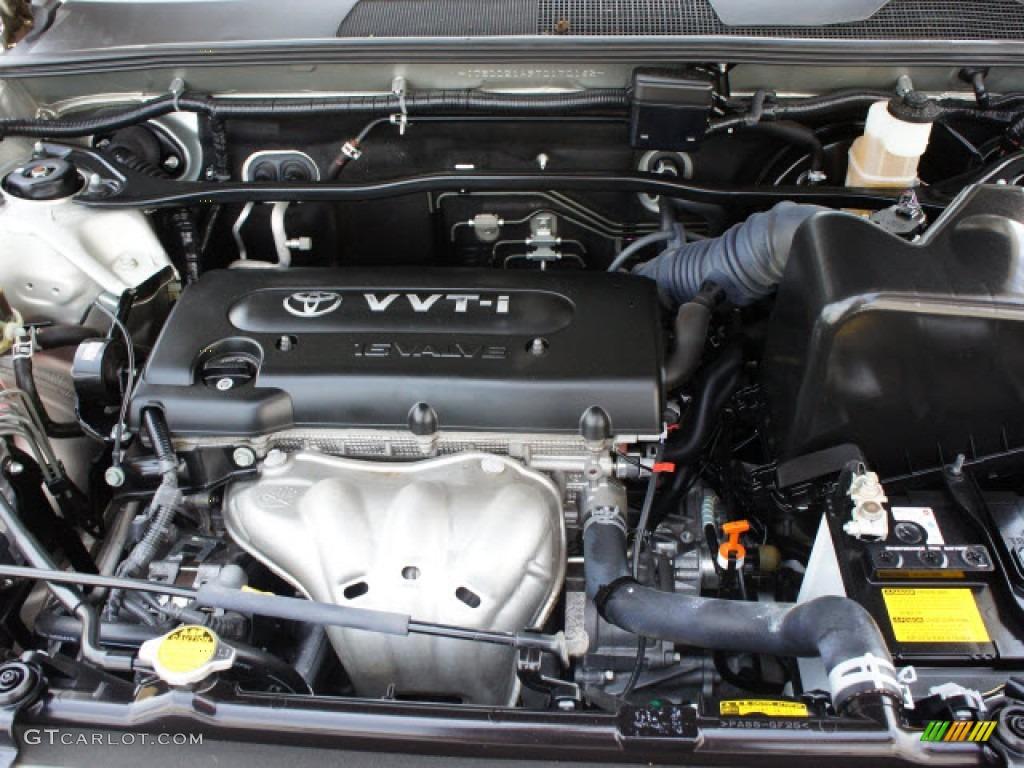 Highlander 2010 Model >> 2007 Toyota Highlander Standard Highlander Model 2.4 Liter DOHC 16-Valve VVT-i 4 Cylinder Engine ...